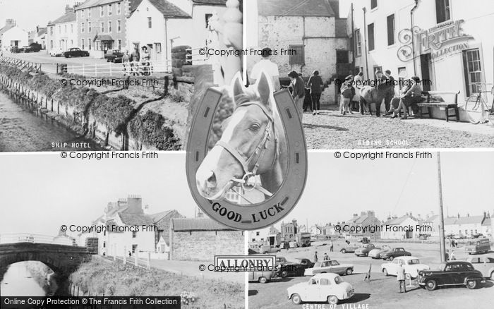 Photo of Allonby, Composite 1960