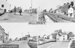 Allonby, Composite c.1960