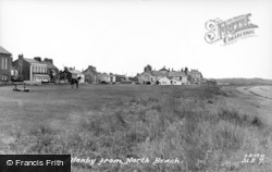 Allonby, From North Beach c.1955