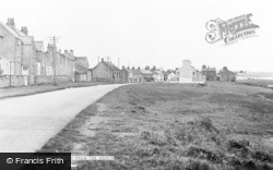 Allonby, From The North c.1955