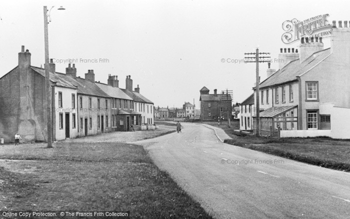 Photo of Allonby, From The North c.1955