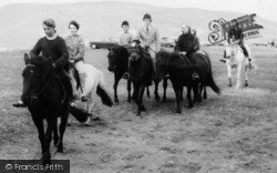 Allonby, Horse Rides c.1965
