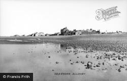 Allonby, Seashore c.1955