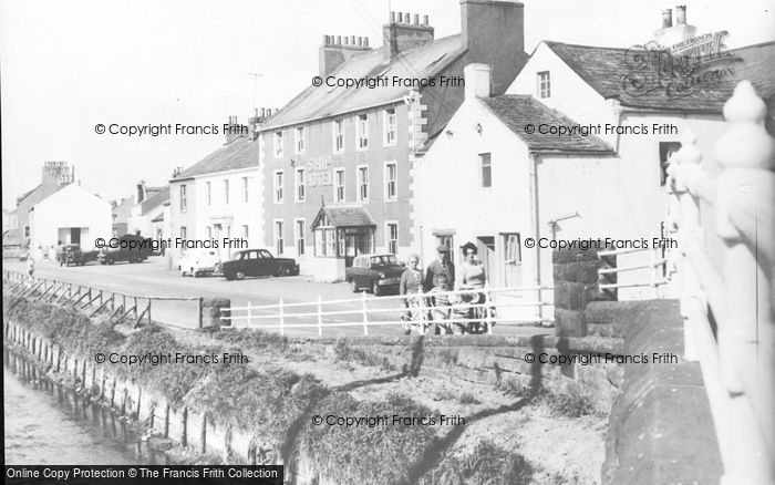 Photo of Allonby, Ship Hotel c.1960