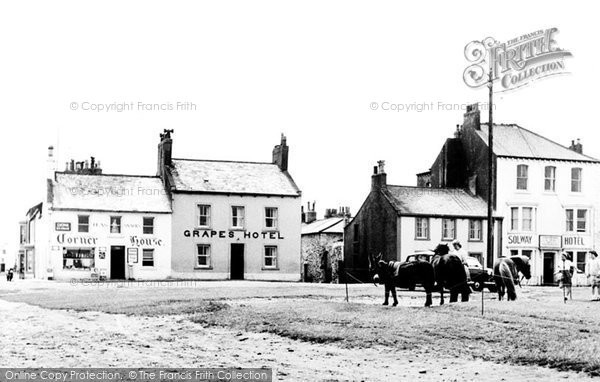 Photo of Allonby, Solway Hotel c.1960