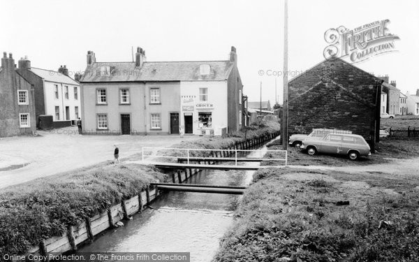 Photo of Allonby, The Beck c.1965
