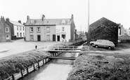 Allonby, The Beck c.1965