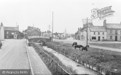 Allonby, The Bridge c.1955