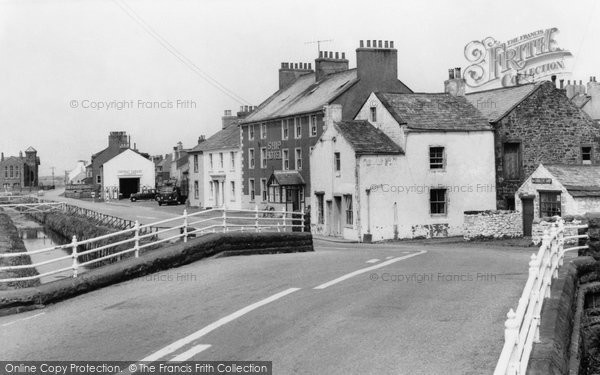 Photo of Allonby, The Bridge c.1965