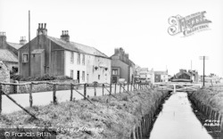 Allonby, The Cutting c.1955