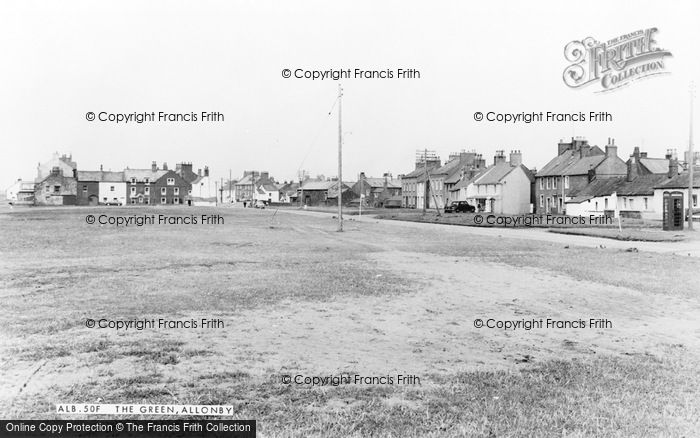 Photo of Allonby, The Green c.1965
