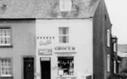 Allonby, The Grocer c.1965