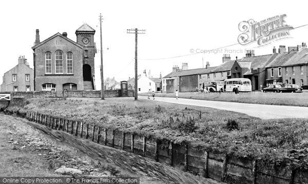 Allonby, The Reading Room c.1960