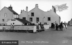 The Riding School c.1960, Allonby
