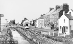 Allonby, The Ship Hotel c.1955