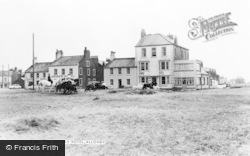 Allonby, The Solway Hotel c.1965