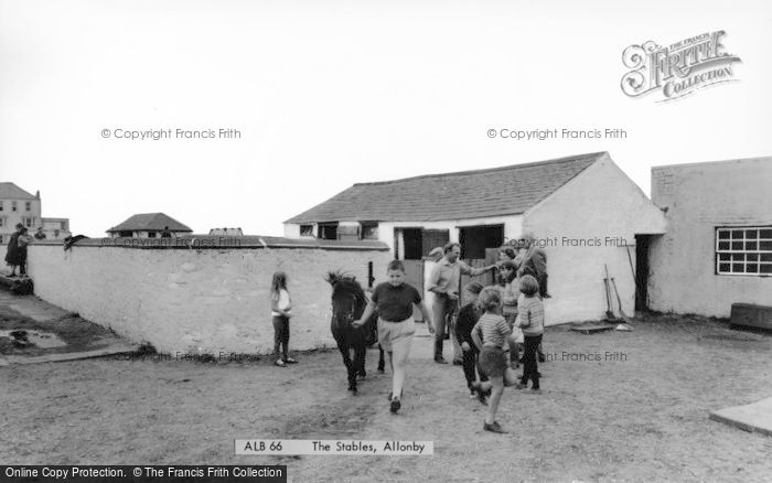 Photo of Allonby, The Stables c.1965