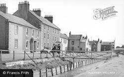 Allonby, Village c.1955
