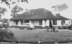 Allostock, All Ways Café c.1955