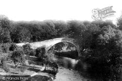 Alloway, Auld Brig O'doon 1900