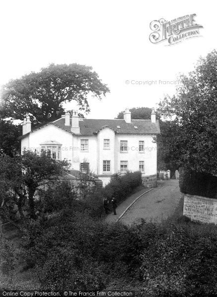 Photo of Alloway, Burns Monument Hotel 1897