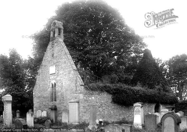 Photo of Alloway, The Old Kirk 1897