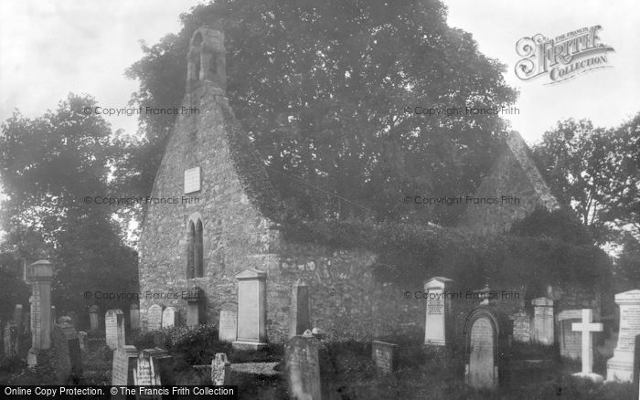 Photo of Alloway, The Old Kirk 1900