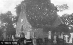 Alloway, The Old Kirk 1900