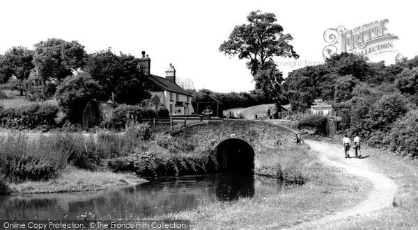 Photo of Allt Yr Yn, c.1955