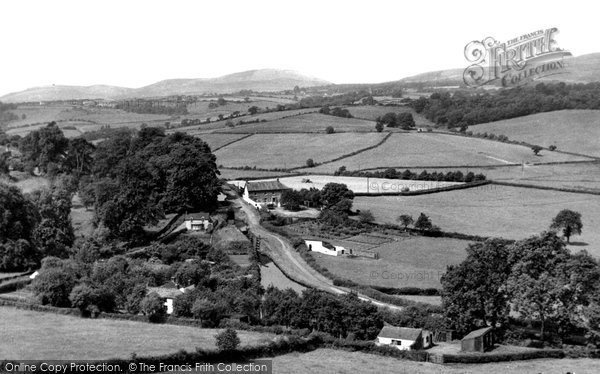 Photo of Allt Yr Yn, Little Switzerland c.1955