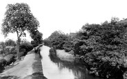 Allt-Yr-Yn, on the Canal 1893