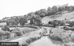 The Canal Tow Path c.1955, Allt-Yr-Yn