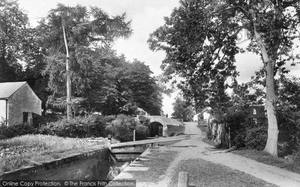Photo of Allt Yr Yn, The Lock 1893