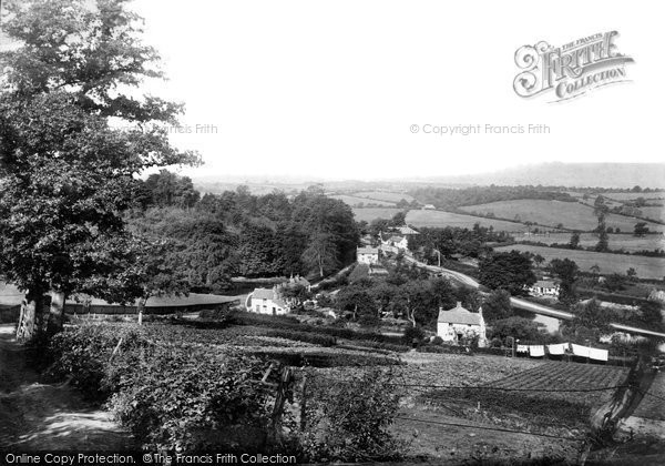 Photo of Allt Yr Yn, The Village 1893