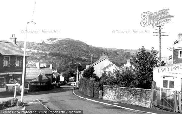 Photo of Alltwen, The Village c.1965
