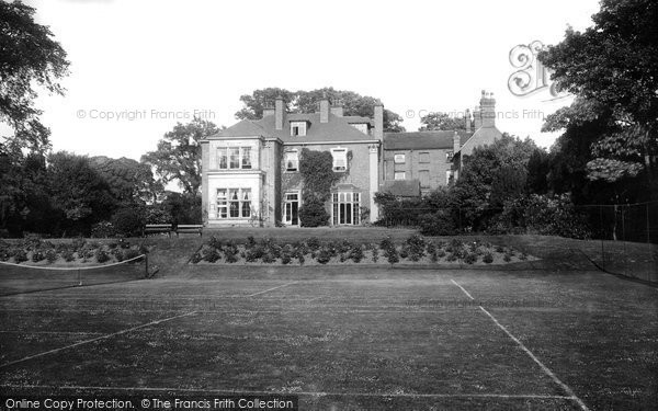 Photo of Almington, The Hall 1911