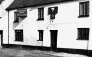 Almondsbury, Bowl Inn c.1955