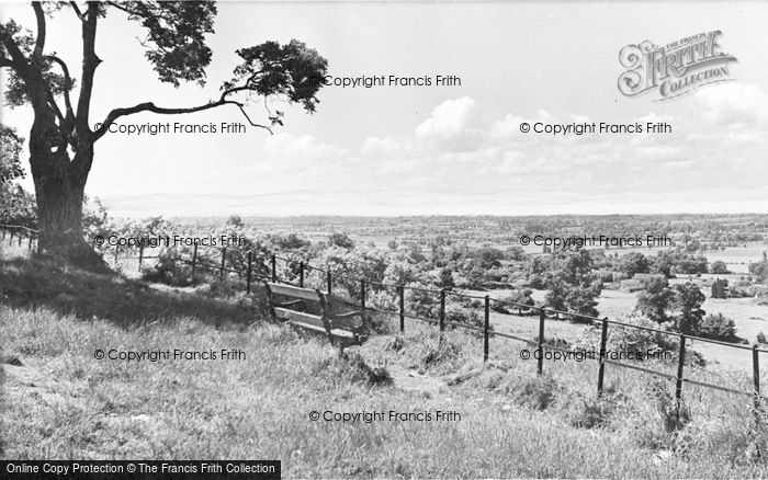 Photo of Almondsbury, General View c.1955