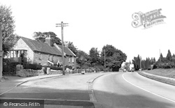 Almondsbury, Gloucester Road c.1955