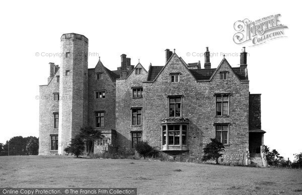 Photo of Almondsbury, Knole Park c1955