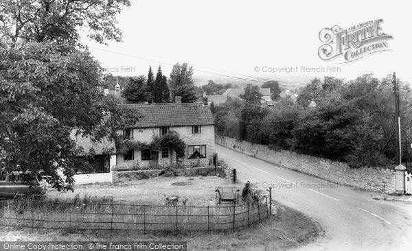 Photo of Almondsbury, Lower Village c.1960