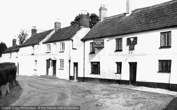 Photo of Almondsbury, The Bowl Inn c.1955
