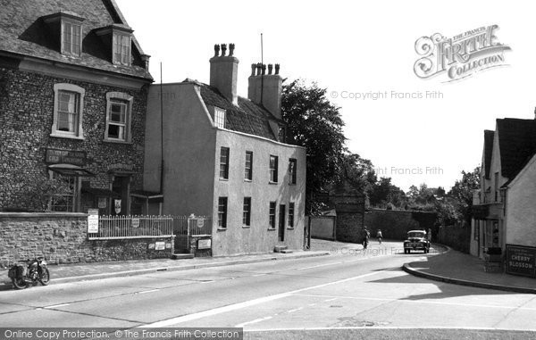 Photo of Almondsbury, The View Cafe c.1955