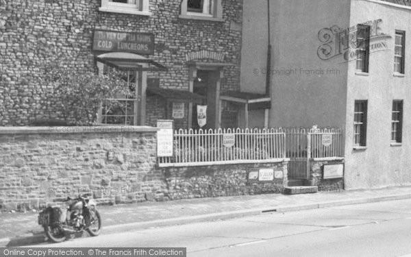 Photo of Almondsbury, The View Cafe Tea Rooms c.1955