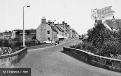 Averon Bridge c.1960, Alness