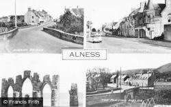 Alness, Composite c.1960