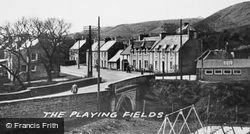 The Playing Fields c.1955, Alness