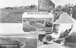 Alnmouth, Composite c.1960