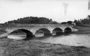 Alnmouth, Duchess Bridge c.1960