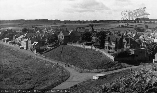 Photo of Alnmouth, General View c1965, ref. A222015